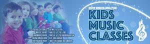 Enroll now for Kids Music Classes!